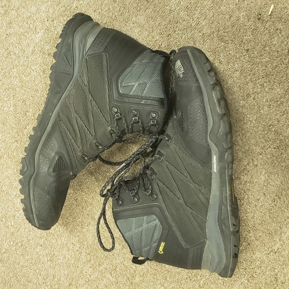 sale retailer 990e8 2df4b The North Face Mens Ultra Fastpack II Mid GTX